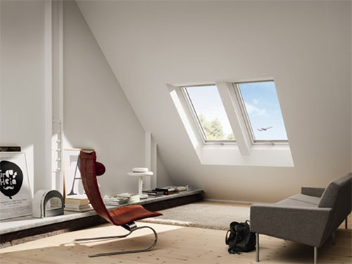 unsere dachfenster von velux. Black Bedroom Furniture Sets. Home Design Ideas